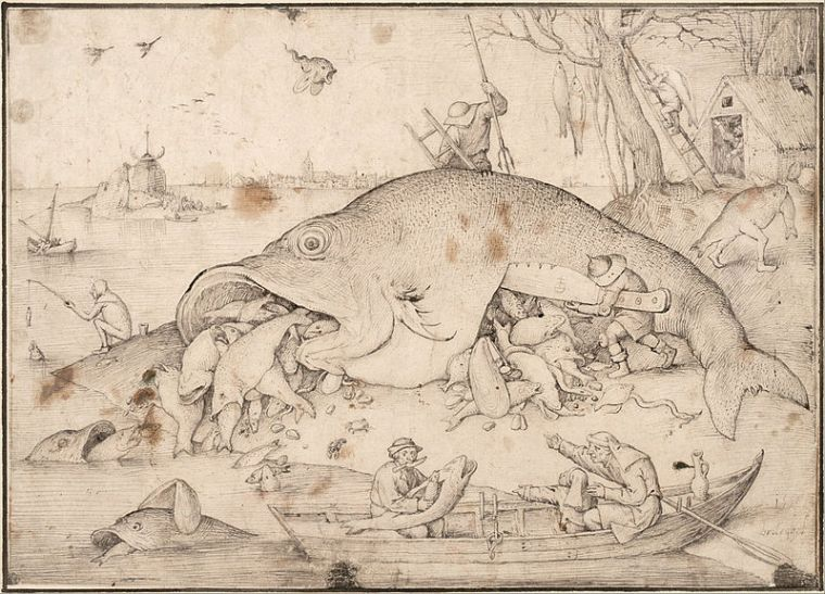 800px-Pieter_Bruegel_the_Elder_-_Big_Fish_Eat_Little_Fish,_1556_-_Google_Art_Project